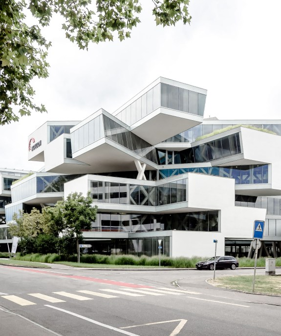 Actelion Pharmaceuticals Basel-Switzerland-architecture-city-guide